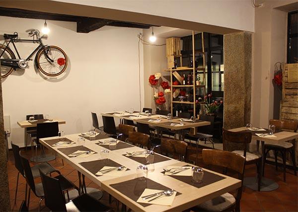 Inaugurazione ristorante di Cremona